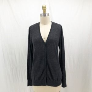 AMERICAN VINTAGE 100% Cashmere Cardigan Sweater